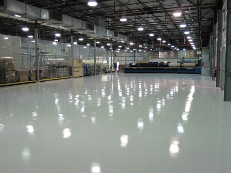 Industrial-epoxy Flooring